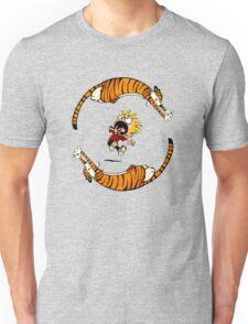 Calvin And Hobbes Fun Unisex T-Shirt