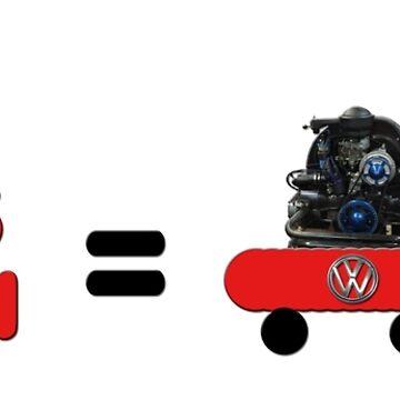 Volks Wagon  by Harrysdesigns