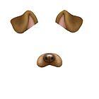 Snapchat Dog by adjsr