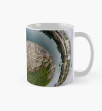 Hurry Head Harbour, Carnlough, County Antrim - Sky out Mug