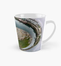 Hurry Head Harbour, Carnlough, County Antrim - Sky out Tall Mug