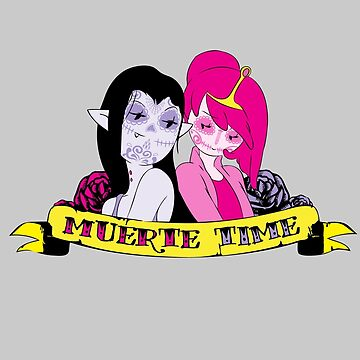 Muerte Time by toxicfixx