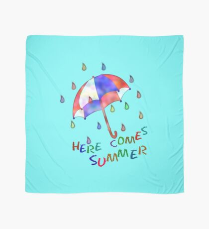 Jolly Brolly Summertime Scarf