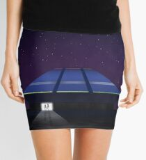Horizons from EPCOT Center Mini Skirt