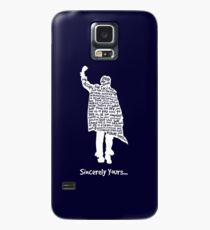 The Breakfast Club - Sincerely Yours - White Case/Skin for Samsung Galaxy