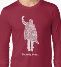 The Breakfast Club - Sincerely Yours - White T-Shirt