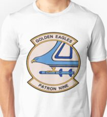 VP-9 Golden Eagles Crest T-Shirt