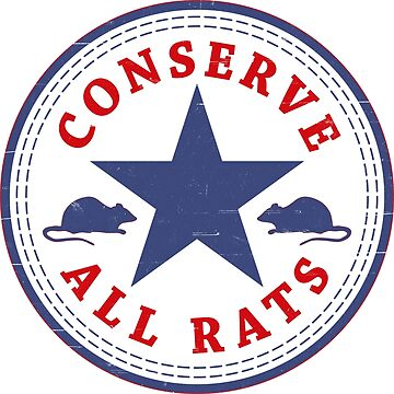 Conserve All Rats by puppaluppa