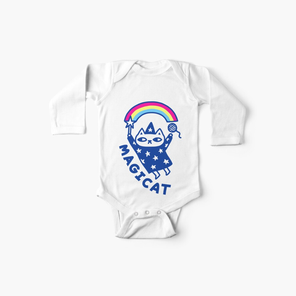 MAGICAT Baby One-Piece