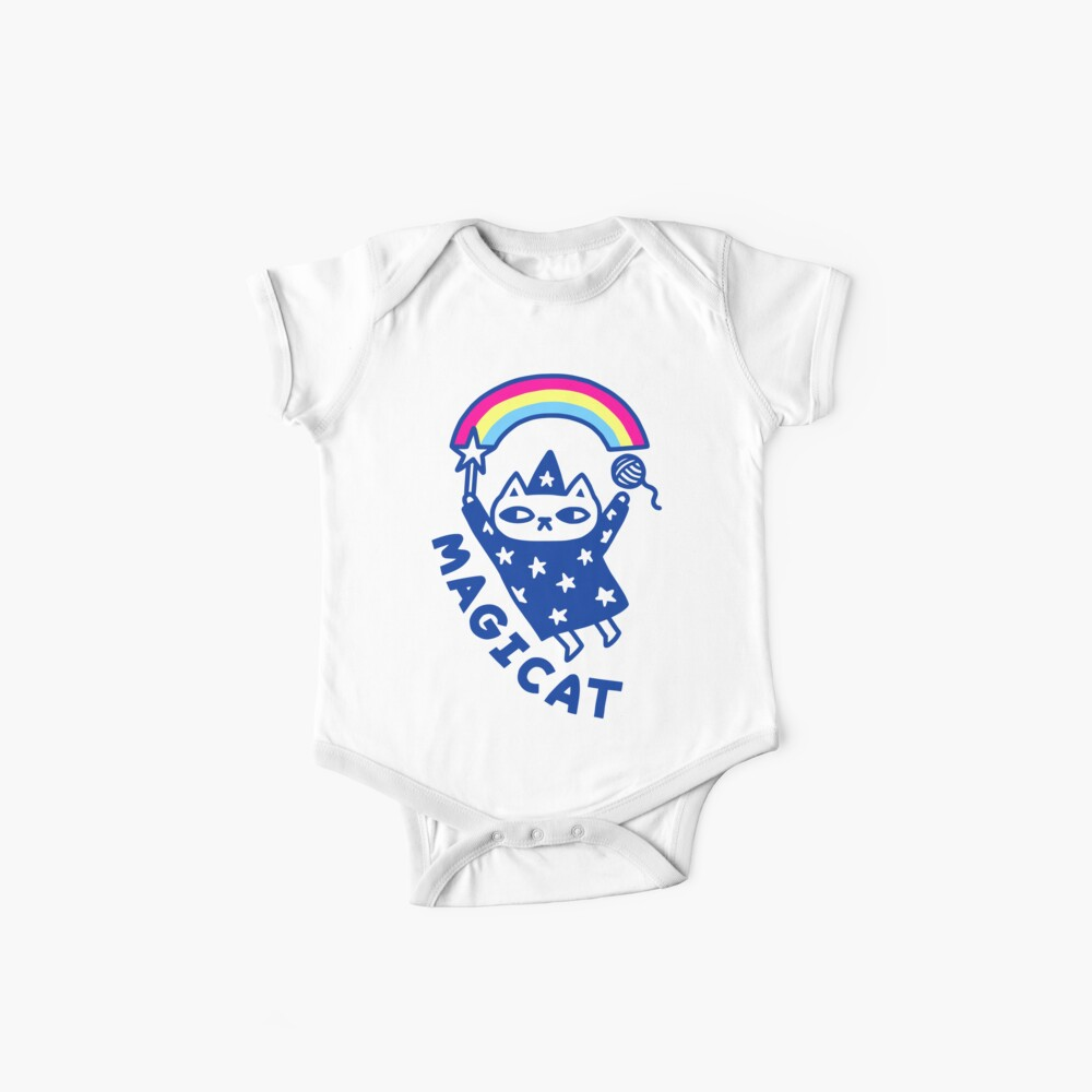 MAGICAT Baby One-Pieces