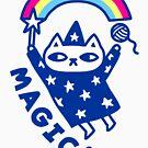 MAGICAT by obinsun