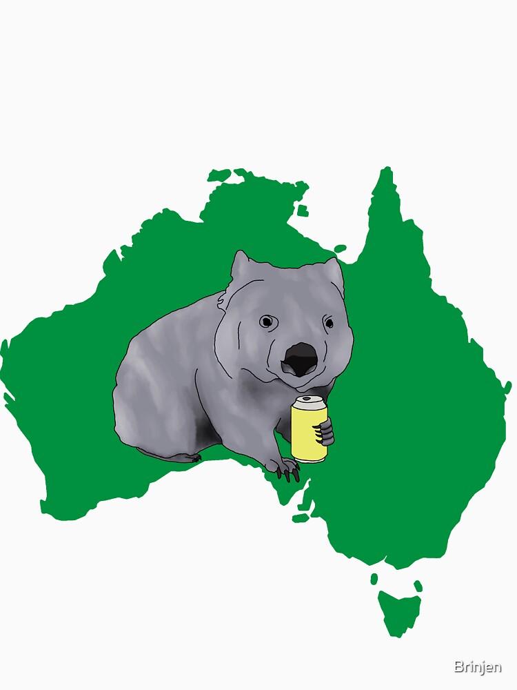 Wombat by Brinjen