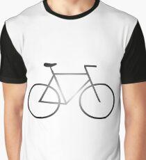 Bike - white Graphic T-Shirt