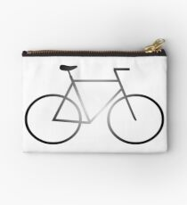 Bike - white Studio Pouch