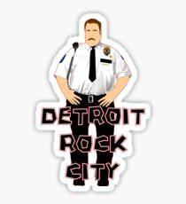 Cop Vector Sticker