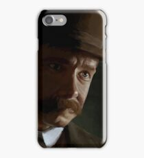 John Watson Portrait  iPhone Case/Skin