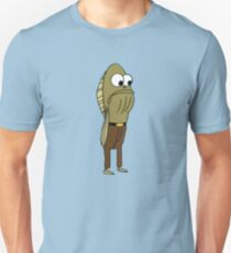 Fred The Fish - Spongebob Unisex T-Shirt