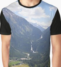 Krimml, Austria Graphic T-Shirt