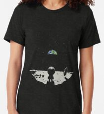 Lonely Space Tri-blend T-Shirt