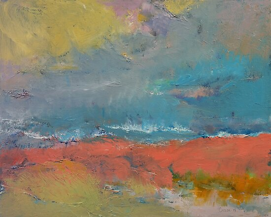 Misty by Michael Creese