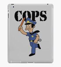 Springfield Cops iPad Case/Skin