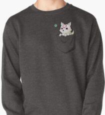 Celestial Pocket Pullover Sweatshirt
