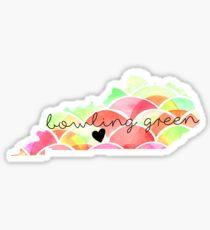 Bowling Green Sticker