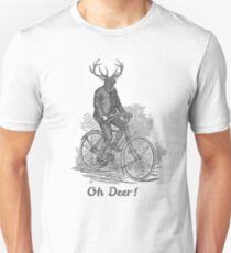 Camiseta unisex ¡Oh cielos!