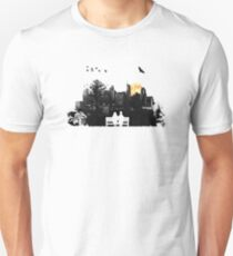 City Moonrise Unisex T-Shirt