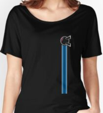 EPCOT Center Spaceship Earth (Vertical) Women's Relaxed Fit T-Shirt
