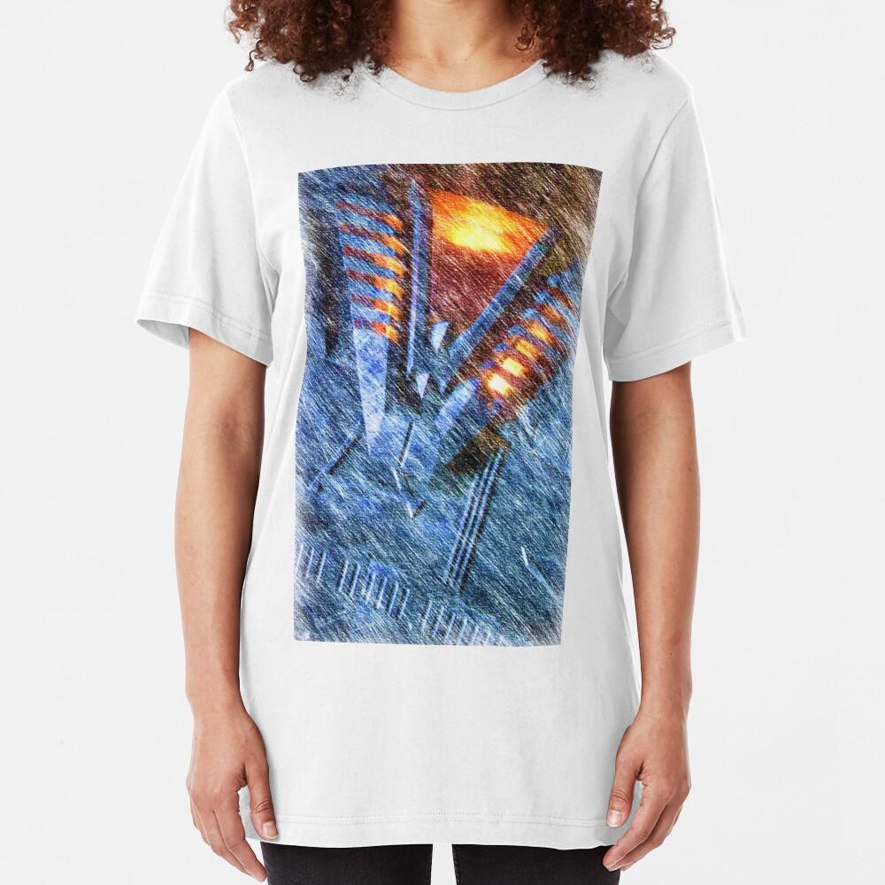 Chevron Slim Fit T-Shirt