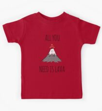 AllYouNeedIsLava! Kids Clothes