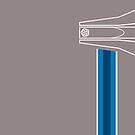 EPCOT Center Fountain (Vertical) by EPCOTJosh