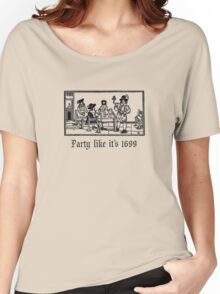 PartyLikeIt's1699 Women's Relaxed Fit T-Shirt