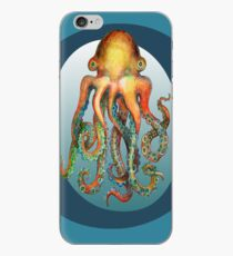 O is for Octopus iPhone Case