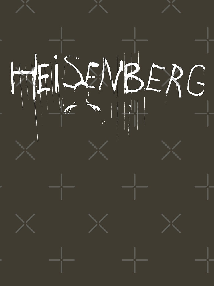 My name is Heisenberg - Graffiti Spray Paint Breaking Bad by ptelling