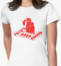 King Geedorah - Take Me To Your Leader Women's Fitted T-Shirt