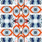 Baliwood Abstract Design by melaniebiehle