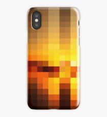 Nature Pixels No.19 iPhone Case/Skin