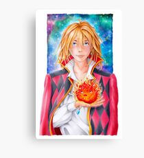 Howl - Howl's Moving Castle fanart 3 Canvas Print