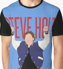 Steve Holt! Graphic T-Shirt