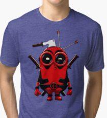 Minipool Funny Minion Tri-blend T-Shirt