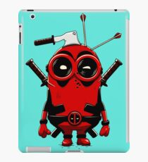 Minipool Funny Minion iPad Case/Skin