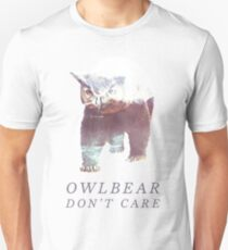 Owlbear Don't Care T-Shirt