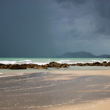 Stormy Sands by katetren