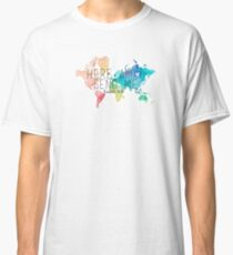 Here am I, Father Classic T-Shirt