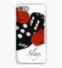 Slay iPhone Case/Skin