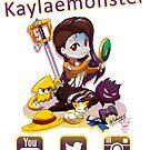 Kayla_social icons by MakoFufu