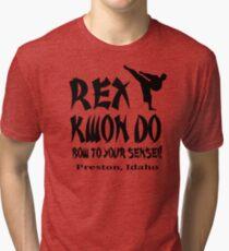 Rex Kwon Do - Napoleon Dynamite  Tri-blend T-Shirt