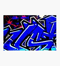Graffiti 13 Photographic Print